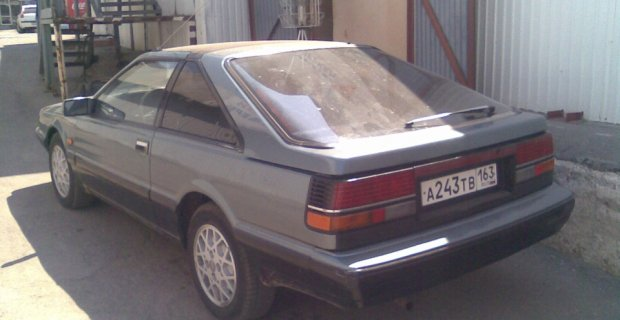 Nissan Silvia 1.8 Turbo без